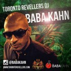 """DJ Baba Kahn joins The Toronto Revellers """"Lost"""" Band launch is May 14th"""