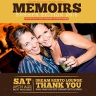 Pictures now posted for Memoirs Party Saturday Aug 27